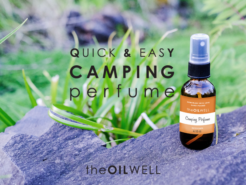 Quick and Easy Camping Perfume